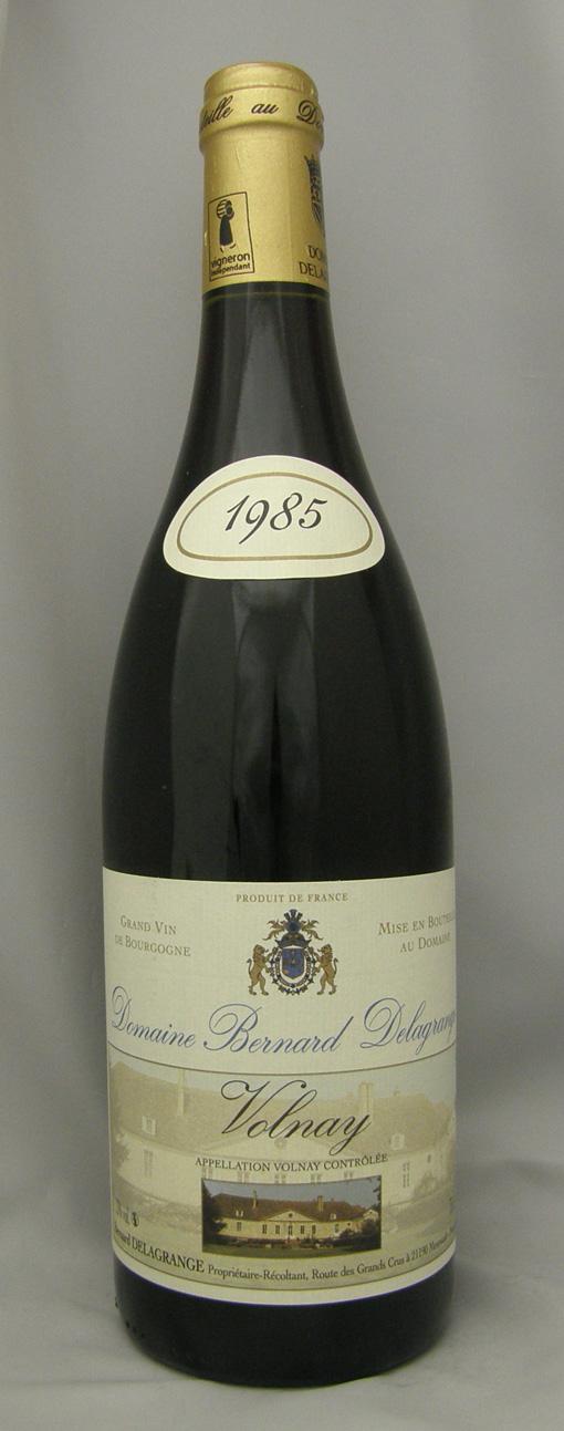 1985年 ヴォルネイ(フランス 白ワイン)