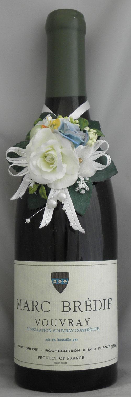 1954年 ヴーヴレイ(フランス 白ワイン)