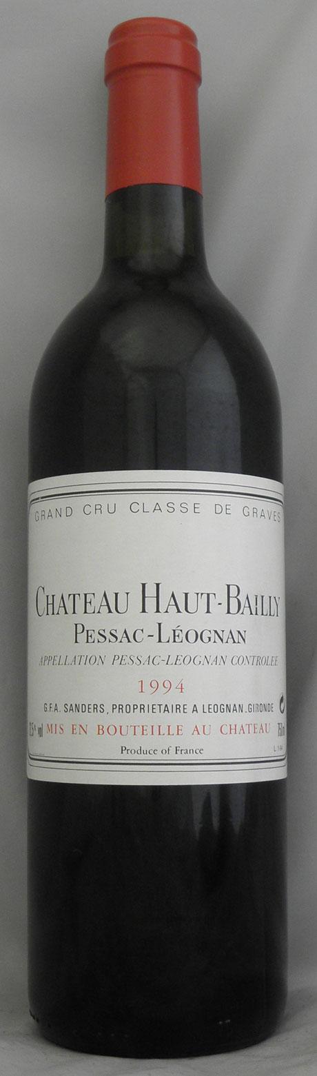 1994年 シャトー オーバイイ(フランス 赤ワイン)