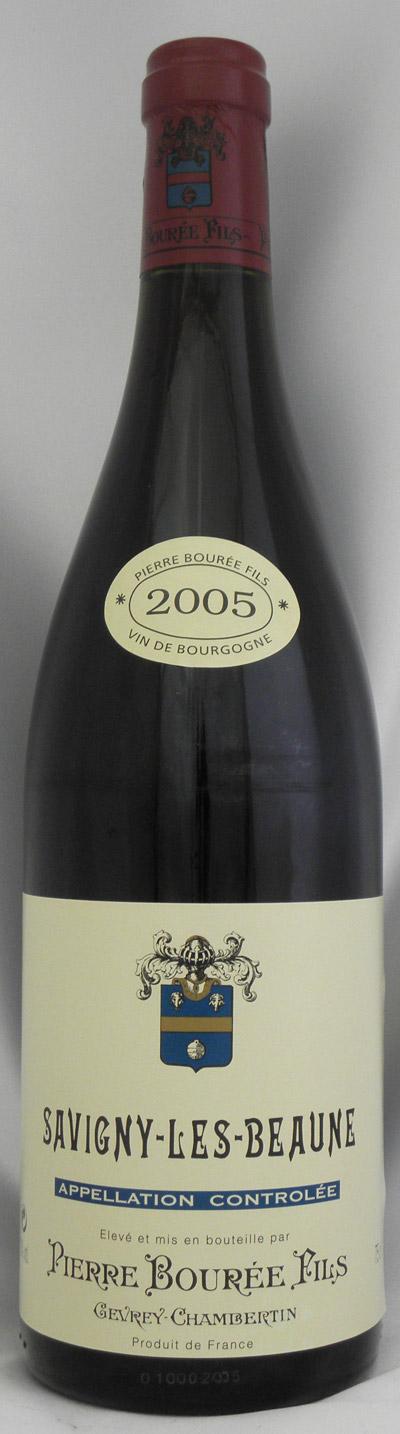 2005年 サヴィニー レ ボーヌ ルージュ(フランス 赤ワイン)