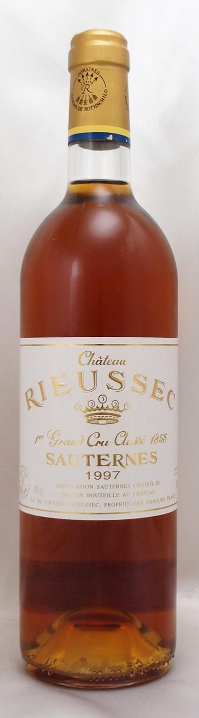 1997年 シャトー リューセック(フランス 白ワイン)