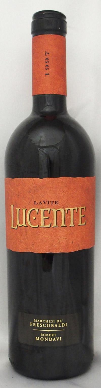 1997年 ルチェンテ(イタリア 赤ワイン)