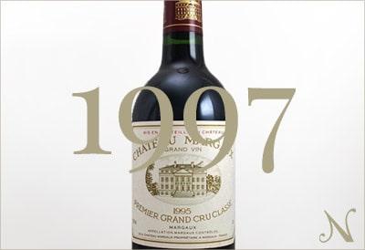 1997年のワイン