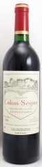 1991年 シャトー カロン セギュール(赤ワイン)