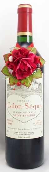 1991年 シャトー カロン セギュール CHATEAU CALON SEGUR