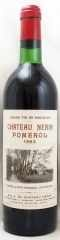 1983年 シャトー ネナン(赤ワイン)