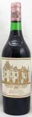 1980年 シャトー オー ブリオン(赤ワイン)
