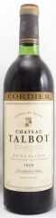 1979年 シャトー タルボ(赤ワイン)