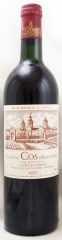 1977年 シャトー コス デストゥルネル(赤ワイン)