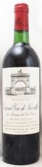 1981年 シャトー レオヴィル ラス カーズ(赤ワイン)