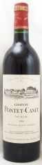 1983年 シャトー ポンテカネ(赤ワイン)