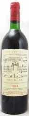 1986年 シャトー ラ ラギューヌ(赤ワイン)