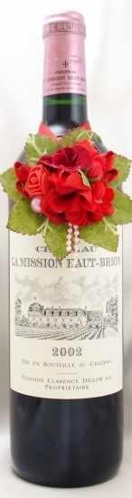 2002年 シャトー ラ ミッション オー ブリオン CHATEAU LA MISSION HAUT BRION