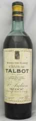 1943年 シャトー タルボ(赤ワイン)
