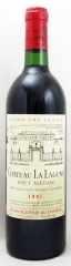 1987年 シャトー ラ ラギューヌ(赤ワイン)