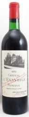 1973年 シャトー レヴァンジル(赤ワイン)