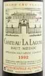 1992年 シャトー ラ ラギューヌ CHATEAU LA LAGUNE