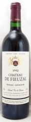 1992年 シャトー ド フューザル ルージュ(赤ワイン)