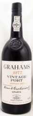 1977年 グラハム ヴィンテージ ポート(赤ワイン)