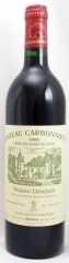 1988年 シャトー カルボニュー ルージュ(赤ワイン)