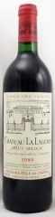 1989年 シャトー ラ ラギューヌ(赤ワイン)
