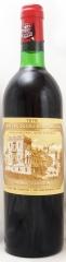 1978年 シャトー デュクリュ ボーカイユ(赤ワイン)