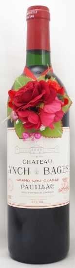 1987年 シャトー ランシュ バージュ CHATEAU LYNCH BAGES