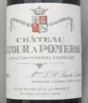 1980年 シャトー ラトゥール ア ポムロール CHATEAU LATOUR A POMEROL