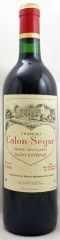 1990年 シャトー カロン セギュール(赤ワイン)