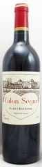 2002年 シャトー カロン セギュール(赤ワイン)