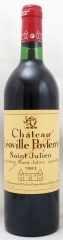 1983年 シャトー レオヴィル ポワフィレ(赤ワイン)