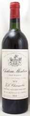 1978年 シャトー モンローズ(赤ワイン)