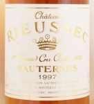 1997年 シャトー リューセック CHATEAU RIEUSSEC