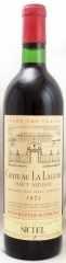 1971年 シャトー ラ ラギューヌ(赤ワイン)