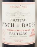1988年 シャトー ランシュ バージュ CHATEAU LYNCH BAGES
