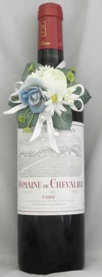 1989年 ドメーヌ ド シュヴァリエ DOMAINE DE CHEVALIER
