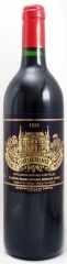 1991年 シャトー パルメ(赤ワイン)