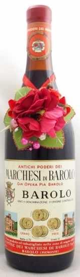 1971年 マルケージ ディ バローロ MARCHESI DI BAROLO  MARCHESI DI BAROLO