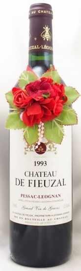 1993年 シャトー ド フューザル ルージュ CHATEAU FIEUZAL ROUGE