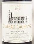 1993年 シャトー ラグランジュ CHATEAU LAGRANGE