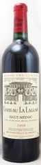1999年 シャトー ラ ラギューヌ(赤ワイン)