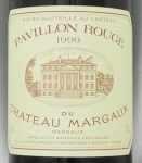 1999年 パヴィヨン ルージュ ド シャトー マルゴー PAVILLON ROUGE DU CHATEAU MARGAUX
