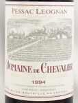 1994年 ドメーヌ ド シュヴァリエ DOMAINE DE CHEVALIER