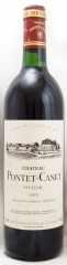 1989年 シャトー ポンテカネ(赤ワイン)