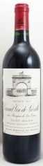 1991年 シャトー レオヴィル ラスカーズ(赤ワイン)