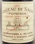 1975年 シャトー ド サル CHATEAU DE SALES