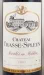 1997年 シャトー シャス スプリーン CHATEAU CHASSE SPLEEN