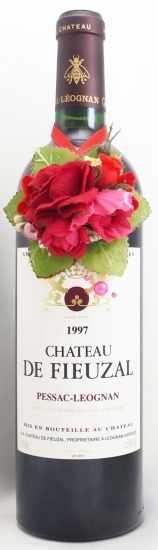 1997年 シャトー ド フューザル ルージュ CHATEAU FIEUZAL ROUGE