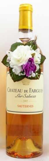 2005年 シャトー ド ファルグ CHATEAU DE FARGUES