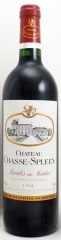 1998年 シャトー シャス スプリーン(赤ワイン)